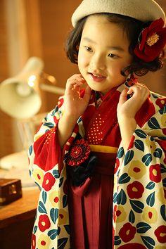 七五三*女の子の袴 の画像|Studio Noble.M(スタジオ ノーブレム)