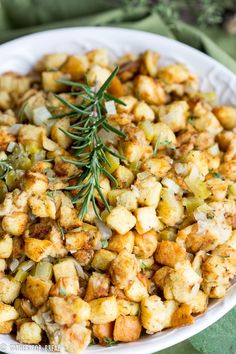 It's classic but a staple for our Thanksgiving turkey meal. My holiday favorite passed down by her grandmother. Stuffing Recipes, Turkey Recipes, Traditional Stuffing Recipe, Thanksgiving Turkey, Kung Pao Chicken, Favorite Holiday, Family Meals, Poultry, Side Dishes