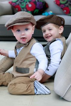 adorable vintage boys outfits!