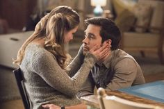 "Kara and Mon-El in Supergirl 2x15 ""Exodus"" promo pictures. EEK!!!! These two are so cute I'm scared. I'm a jinx to most ships. I've never had this much goodness without something terrible happening.  