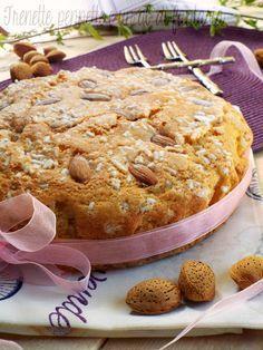 Italian Cake, Italian Desserts, Easter Recipes, Holiday Recipes, Other Recipes, Sweet Recipes, Blog Patisserie, Cake Calories, Friend Recipe