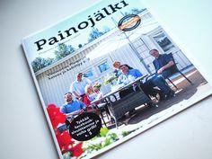 Plusprintin Painojälki -asiakaslehden suunnittelu ja taitto Electronics, Consumer Electronics