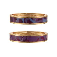 Purple Peace Patterned Skinny Bangle. Pile in style that brings inner peace. Wear one or stack multiples for maximum impact. Avon will donate 20% of net profits from domestic violence fundraising products—up to $500,000 in 2017—to the Avon Foundation for Women to support Speak Out Against Domestic Violence programs across the U.S.