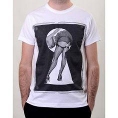 Indiscreet Keyhole T-Shirt Mens Tops, T Shirt, Boutique, Fashion, Supreme T Shirt, Moda, Tee Shirt, Fashion Styles, Fashion Illustrations