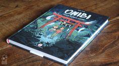 Onibi - graphic novel on Behance