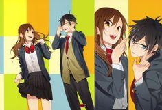 Horimiya Chapter 57 - Read Horimiya Chapter 57 manga for free at ZingBox. Anime Nerd, Anime Manga, Anime Guys, Horimiya, Character Wallpaper, Manga Covers, Book Covers, Animes Wallpapers, Manga To Read