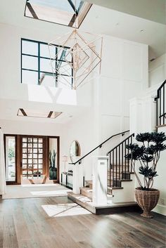 41 Gorgeous Minimalist Home Interior Design Ideas 41 Gorgeo. - 41 Gorgeous Minimalist Home Interior Design Ideas 41 Gorgeous Minimalist Home - Dream Home Design, My Dream Home, Dream Homes, Minimalist Home Interior, Minimalist House, Minimalist Home Design, White House Interior, Modern Home Interior Design, Interior Ideas