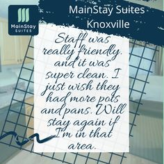 #testimonial Nice people taking care of nice people. Visit our website:- mainstayknoxville.com OR Contact:- +1 (865) 247-0222. . . #Choicehotel #mainstaysuites #knoxville #Tennessee #contactusnow📲 #book #booknow‼️ @mainstayknoxville Choice Hotels, Nice People, Extended Stay, Tennessee, Website, Book, Good Person, Book Illustrations, Books