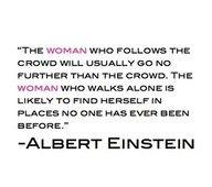 Albert Einstein was a wise man...