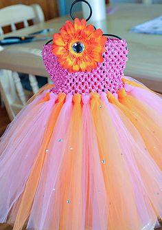 Custom tutu dresses you chose colors