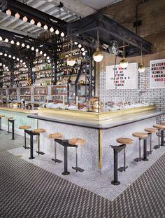 Ironside Fish & Oyster Bar, Basile Studio
