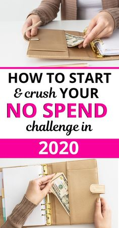 You ready to start your no spend challenge? Use these money saving tips now. Includes no spend challenges, how to … No Spend Challenge, Savings Challenge, Money Saving Challenge, Detox Challenge, Money Plan, Money Tips, Money Saving Tips, Save Money On Groceries, Ways To Save Money