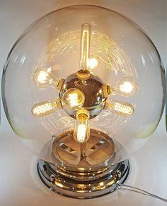 DESIGN CONTEMPORANEO-inusitada luminaria de grandes pro..
