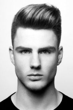 The Sleek Blow Back Men's Hairstyles 2013 ... this is great!