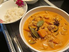 Dany Khmer Home-Made Curry!