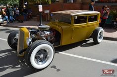 Traditional Hot Rods | Traditional Hot Rods Hit Colorado Mountains For Hot Rod Hill Climb