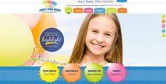 #sesamewebdesign #psds #pediatric #dental #responsive #topnav #top-nav #fullwidth #full-width #whimsical #texture #green #yellow #orange #blue #pink #sans #script #slab #sticky