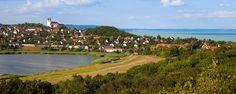 Il lago Balaton, Ungheria
