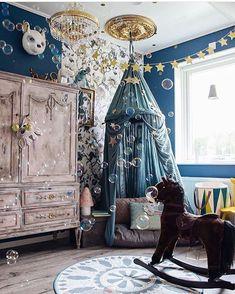 Girls Bedroom, Bedroom Decor, Kids Room Design, Nursery Inspiration, Little Girl Rooms, Of Wallpaper, My New Room, Boy Room, Decoration