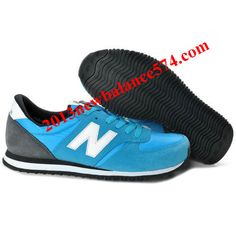 New Balance 420 skyBlue Grey Black mens shoes,Half Off New Balance Shoes 2013 Cheap
