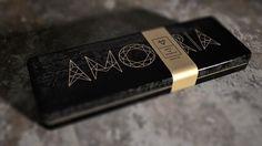 Amouria Jewelry by Dima Tsapko, via Behance