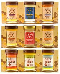 Honey Sampler Set