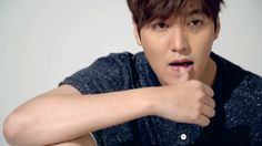 GUESS 15 s/s with lee minho|LEE MIN HO