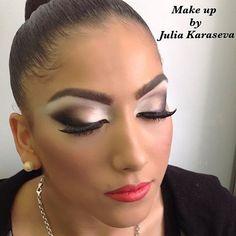 Chen Israeli Championships 2017 up Dance Competition Makeup, Ballroom Dance Hair, Beauty Makeup, Eye Makeup, Hair Beauty, Sexy Make-up, Show Makeup, Dance Makeup, Performance Makeup