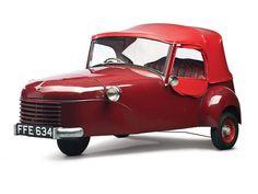 Microcar Bond Minicar Mk B 1951 - 1 by Fine Cars, via Flickr