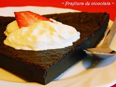 PRAJITURA DE CIOCOLATA - Bucate parfumate Cake, Desserts, Food, Tailgate Desserts, Deserts, Food Cakes, Eten, Cakes, Postres