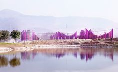 Penda pierces China's growing urban landscape with artificial nature - News - Frameweb