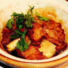 """Marmite poulet caramélisé """"Végébowl"""" (75009)"""