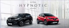 Renault 2 nuove auto: Kadjar Hypnotic and Captur Hypnotic