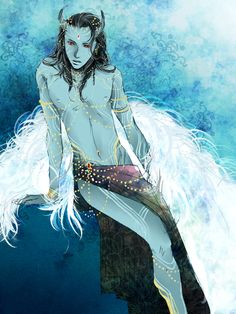 Loki in Jotun form... Sexy... @_@