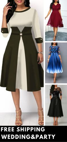 women dresses, tight dress online, with competitive price Tight Dresses, Casual Dresses, Fashion Dresses, Dresses With Sleeves, Girls Dress Up, African Dress, Skirt Outfits, Dresses Online, Designer Dresses