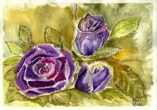 Les Roses .