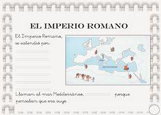 PINCELADAS EN COLOR: febrero 2015 Ancient Rome, History, Color, Fun Stuff, Roman History, Teaching History, Greek And Roman Mythology, School Projects, Activities