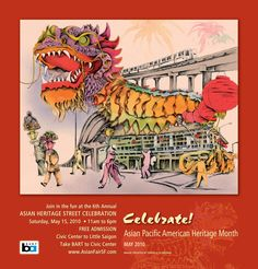 Asian Pacific American Heritage Month 2012