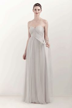 Cute versatile dress for your ladies! Shop for the Bridesmaids, Maid of Honor, Flower Girl & More | BHLDN