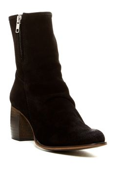 Ruched Boot by Jeffrey Campbell on @nordstrom_rack. Size 7.5M. Need to return these. The size was way too snug and the remaining ones are sold out.