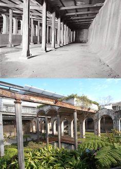 Paddington Reservoir 1959 - 2015. [City of Sydney Archives > Kevin Sundgren. By Kevin Sundgren. With thanks to Terry Hulme]