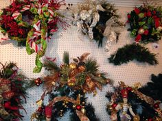 The Wall of Wreaths