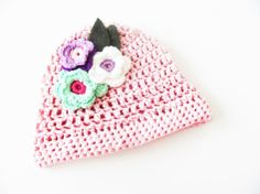 Easter hat Girls spring  daisy hat in  Spring hat Easter by UKLA, $20.00 #mgtteam #RT