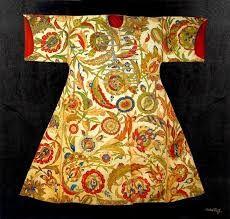 osmanlı kaftan tablo ile ilgili görsel sonucu