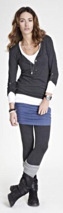 Karlie Ruched Skirt