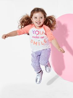 Adorable active wear for play to practice. | Toddler girls' style | Kids' fashion | The Children's Place