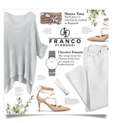 """FrancoFlorenzi.com"" by yexyka ❤ liked on Polyvore featuring Lands' End, Monza, LSA International, Eve Lom and francoflorenzi"