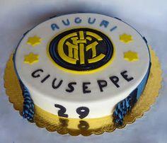 Sapore di Vaniglia: Torta Inter