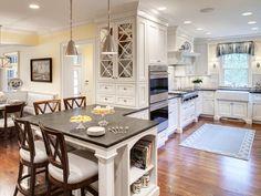264 best HGTV Kitchens images on Pinterest   Houses, Kitchen design ...