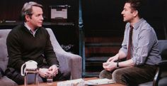 Theater Review (Off-Broadway): 'Shining City' Starring Matthew Broderick